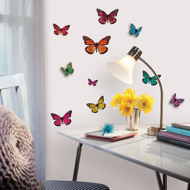 butterfly-3d-wall-stickers-magnetic-surf