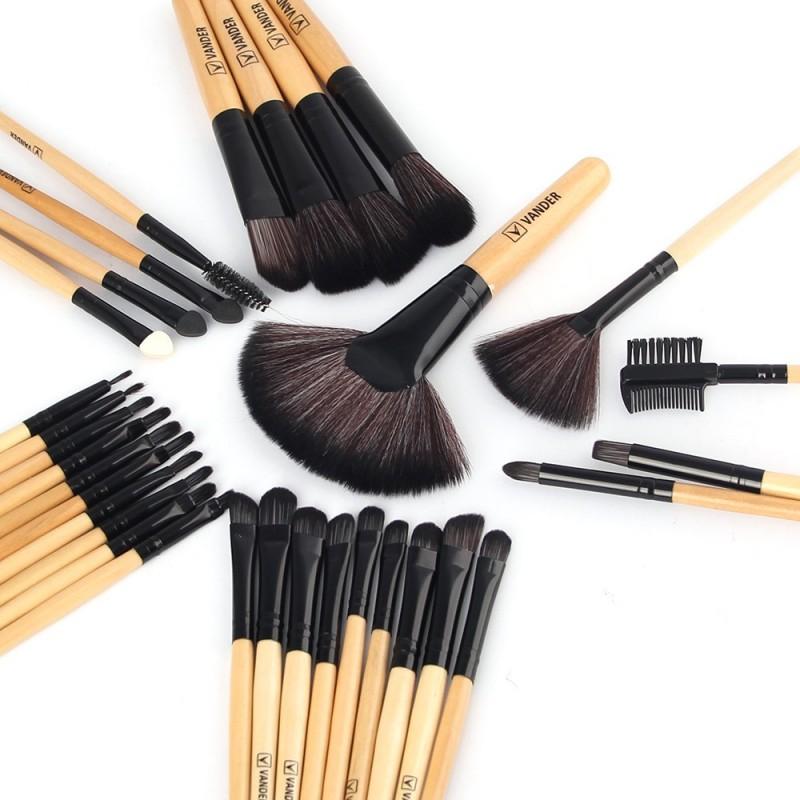 32Pcs Professional Makeup Brush set with bag