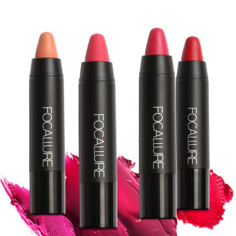 focallure-waterproof-matte-lipstick-nude