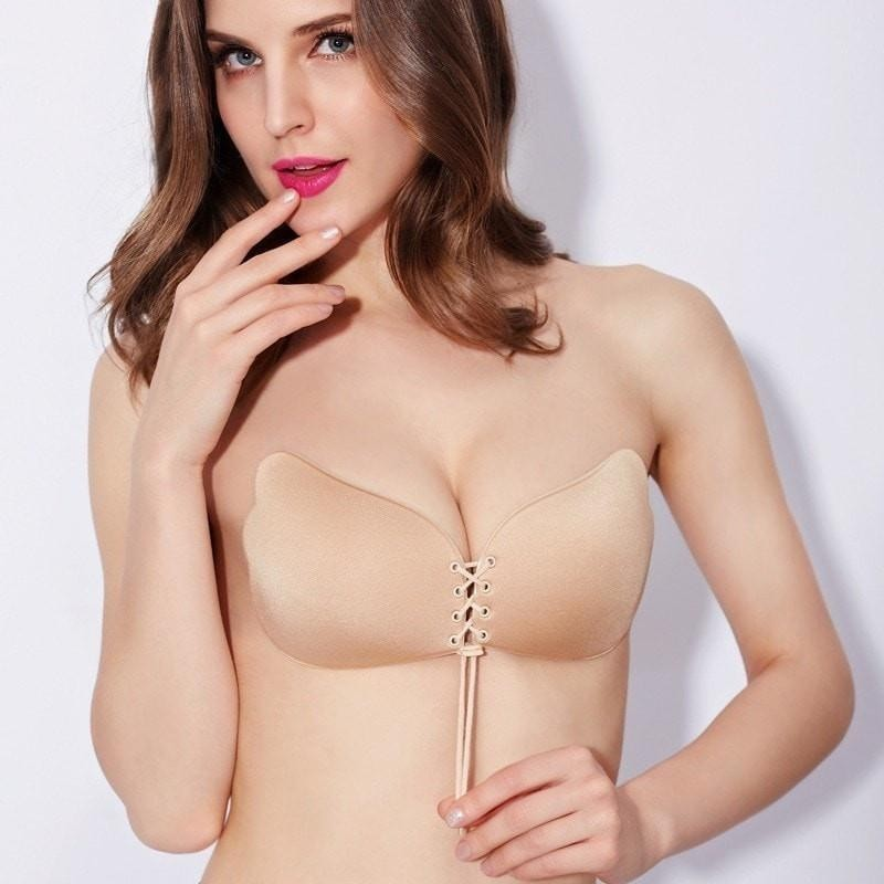 Miraculous Stay-Up Strapless Extreme Lift Bra