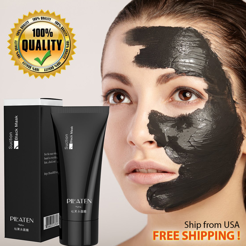 PILATEN Nose Blackhead Remover Deep Cleansing Facial Mask 60ML